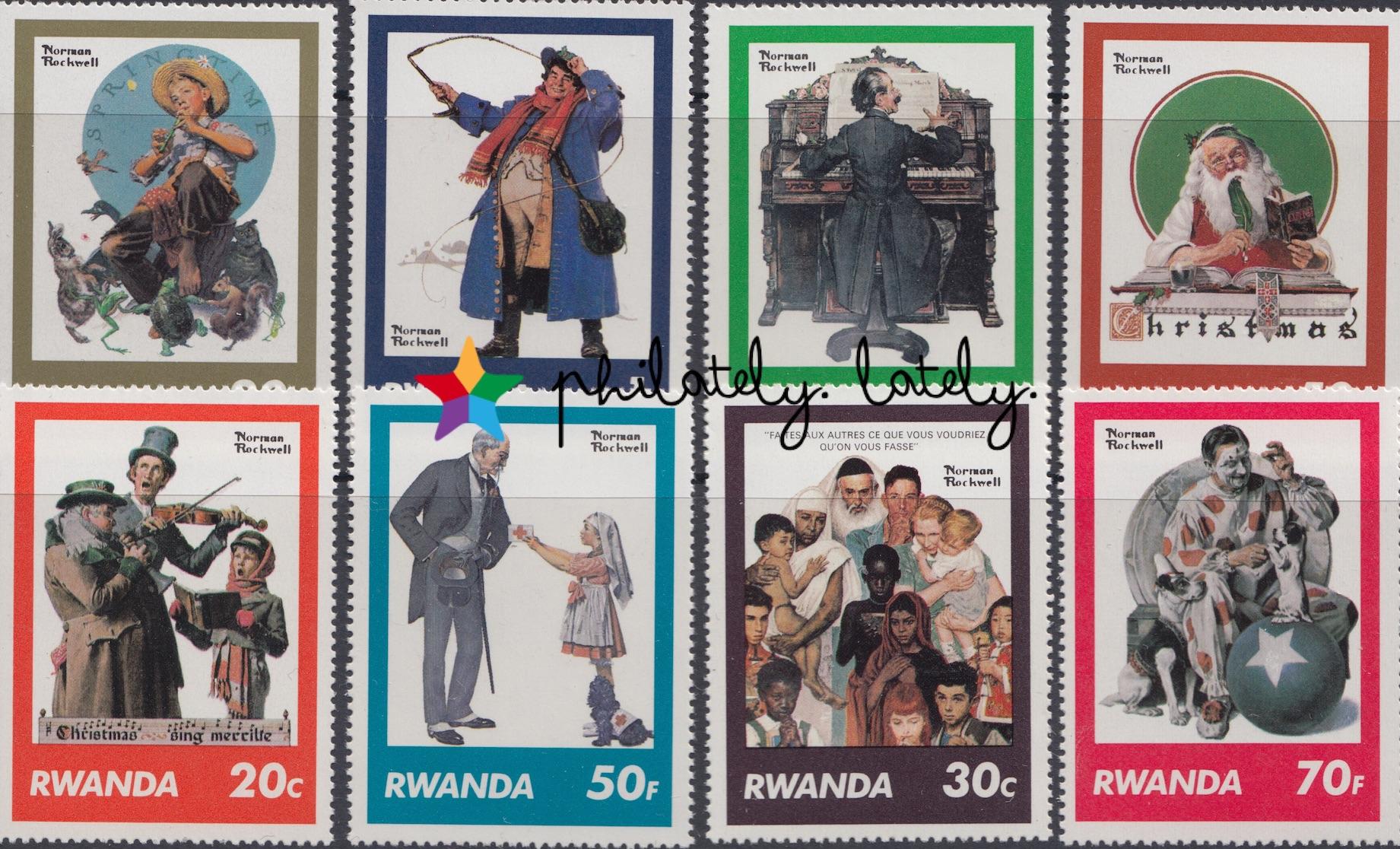 001_NORMAN_ROCKWELL_STAMPS_RWANDA
