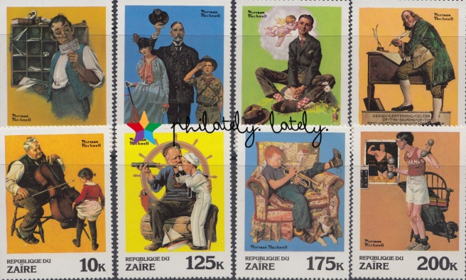 001_NORMAN_ROCKWELL_STAMPS_ZAIRE