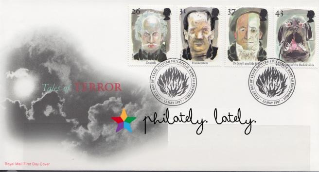 001_UK_Dracula_Stamps_FDC