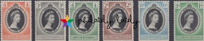 004_Commonwealth_Coronation_Stamps_1953