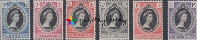 005_Commonwealth_Coronation_Stamps_1953