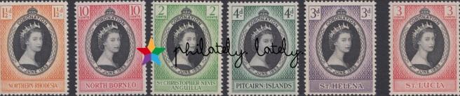 012_Commonwealth_Coronation_Stamps_1953