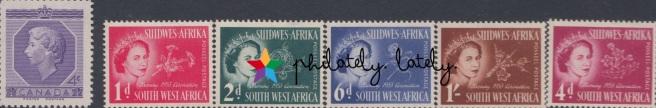 017_Commonwealth_Coronation_Stamps_1953