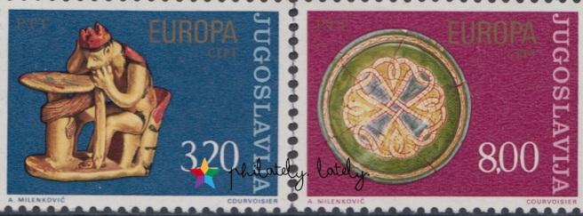 003_Yugoslavia_Europa_1976_Handicrafts_Stamps