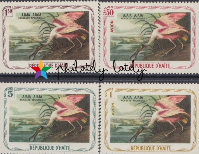 005_Haiti_Audubon_Bird_Stamps
