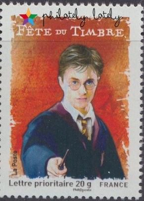 006_France_Harry_Potter_Stamps