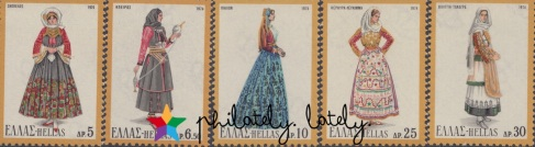 006_Greece_Greek_Costume_on_Stamps