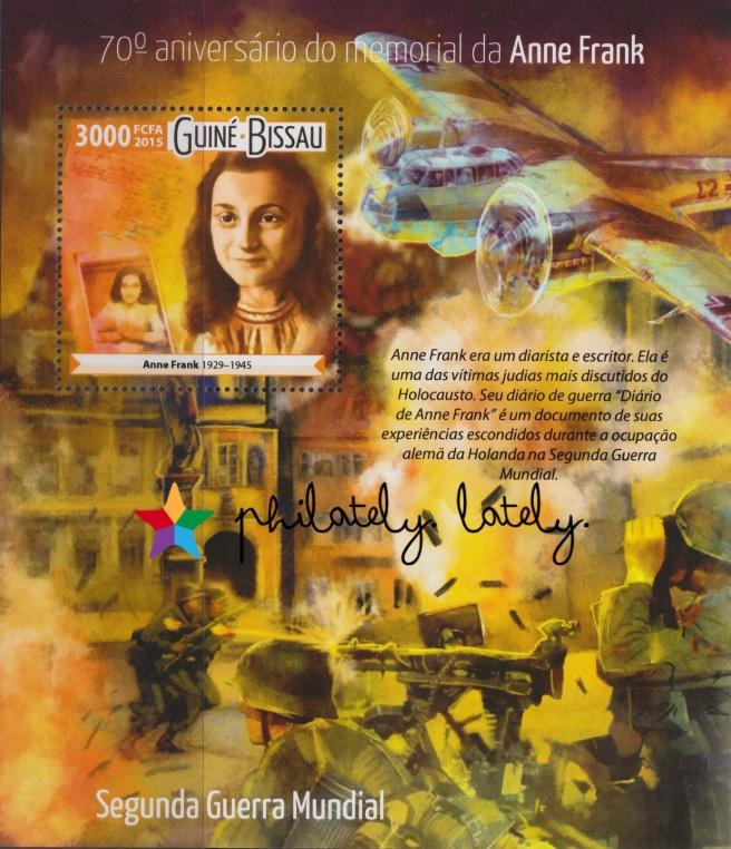 006_Guinea_Bissau_Anne_Frank_Millennium_Sheet