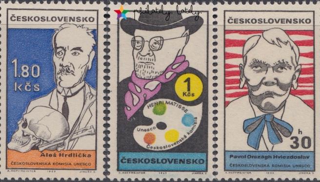 008_Czechoslovakia_Franz_Kafka_Stamps