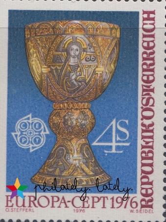 009_Austria_Europa_1976_Handicrafts_Stamps