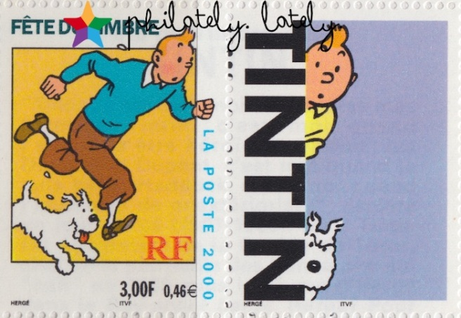 009_France_Tintin_Stamps