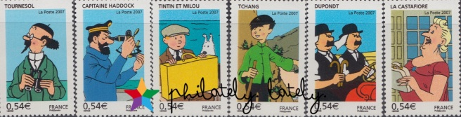 016_France_Tintin_Stamps