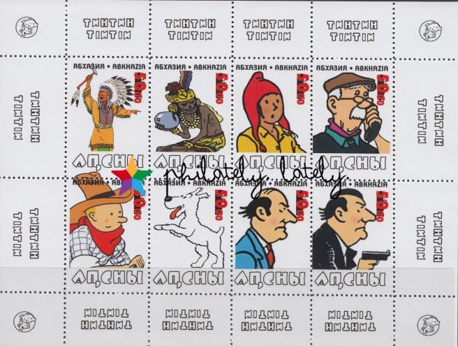 018_Abkhazia_Tintin_Stamps_003