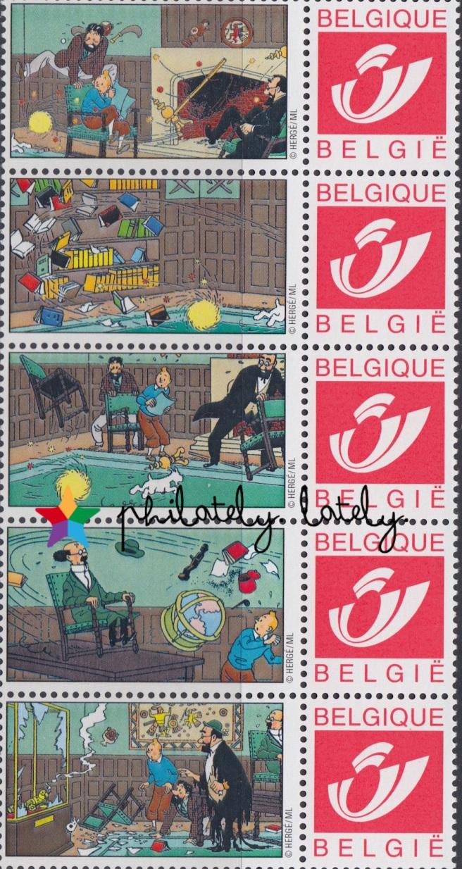 019_Belgium_Tintin_Stamps_Duostamps_001