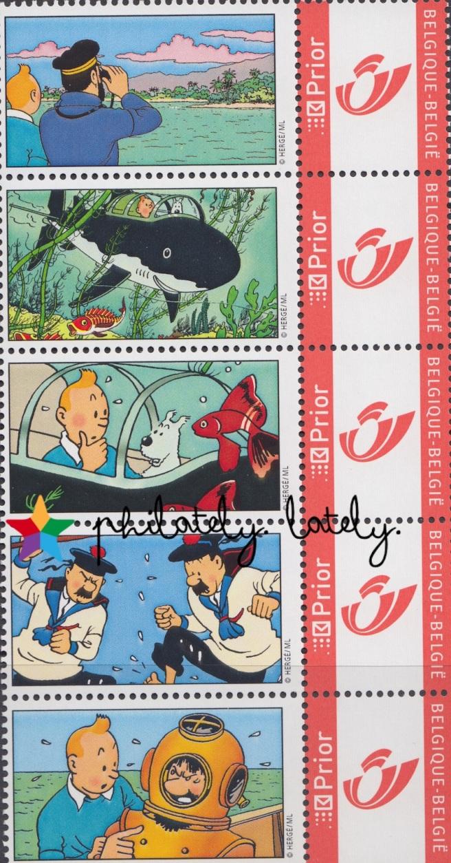 019_Belgium_Tintin_Stamps_Duostamps_008