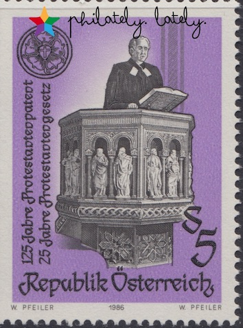 022_Austria_Martin_Luther_Stamps